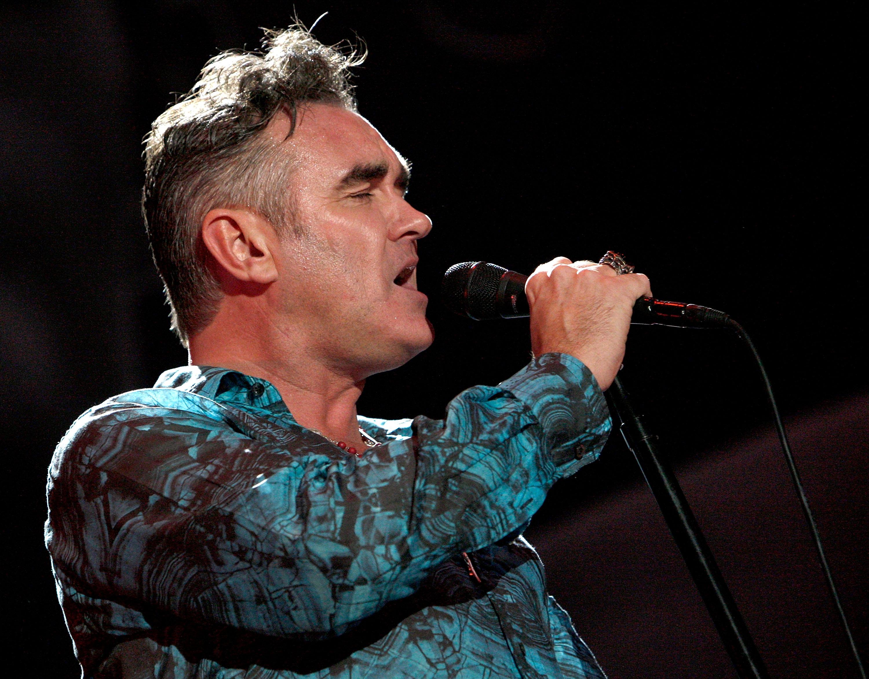 Los veganos son seres superiores, dice Morrissey
