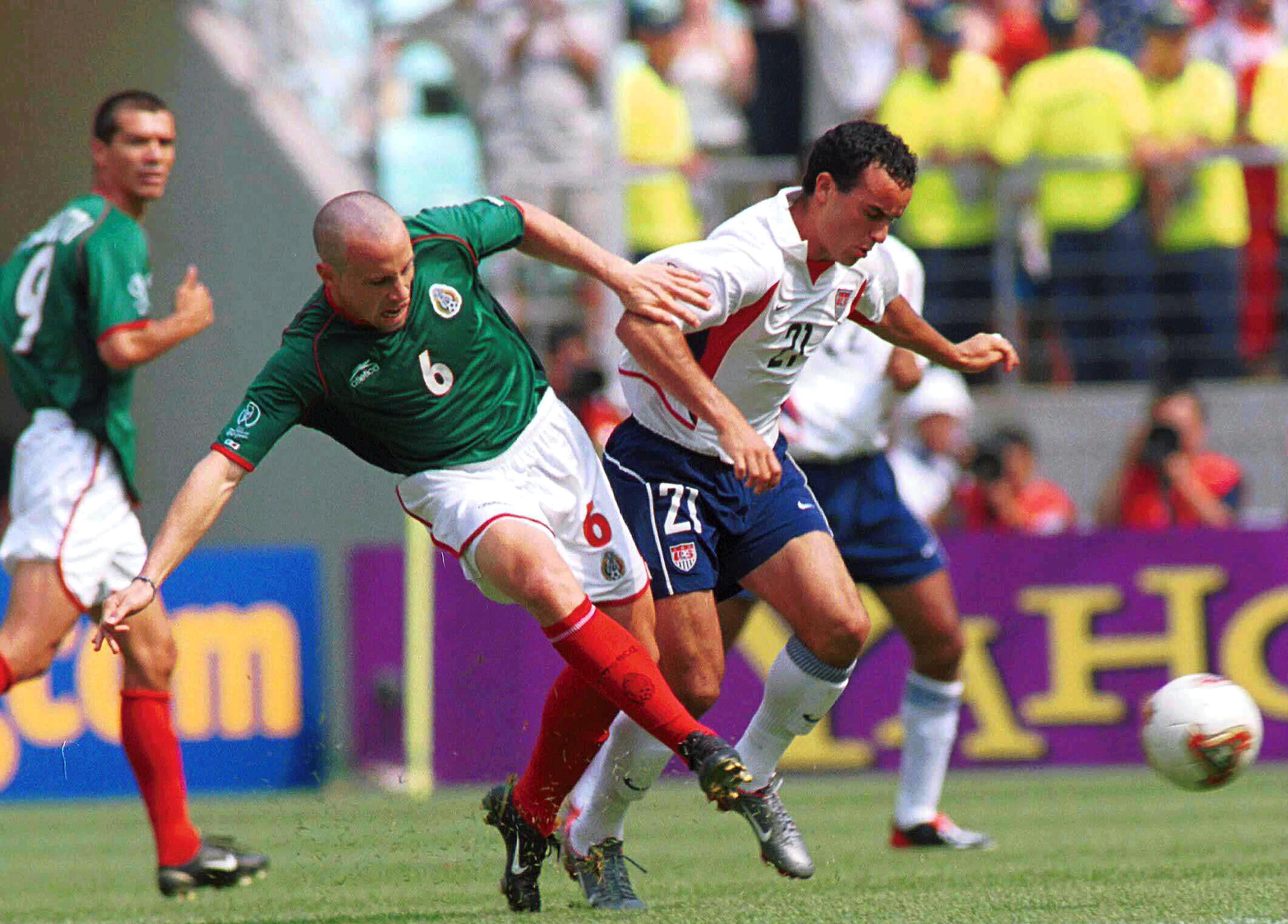 La Selección Mexicana no pierde su segundo juego desde México 1986