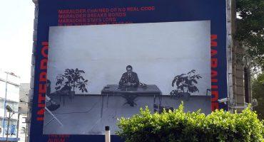 ¡Interpol revela su nuevo disco a través de un mural pintado en la CDMX!