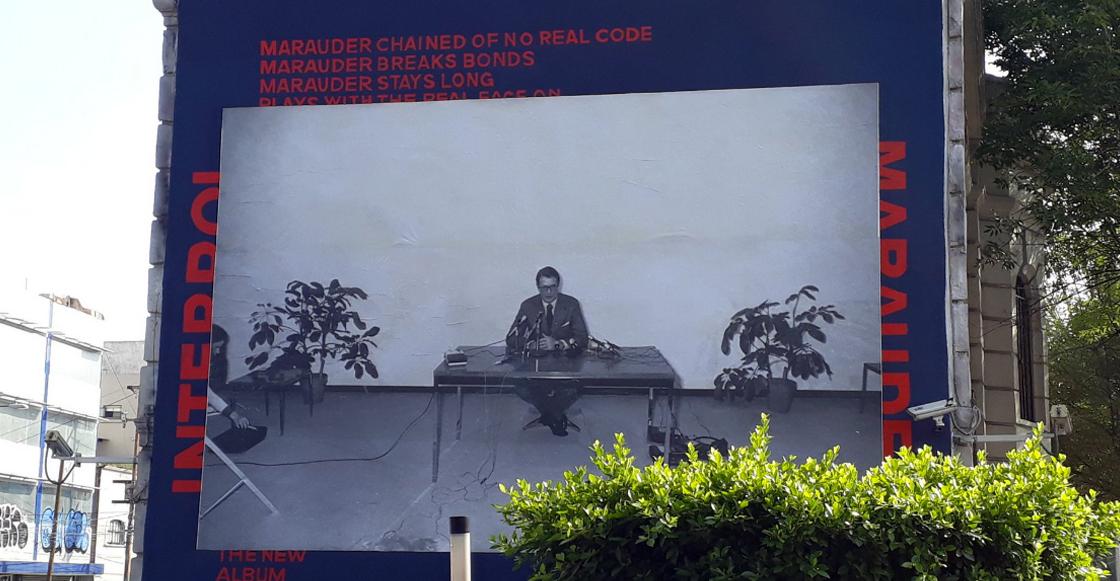 Mural Interpol