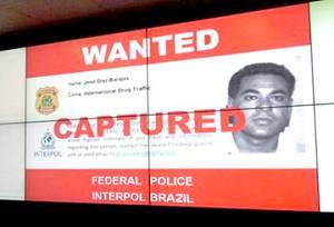 Recordemos cuando atraparon a un narco mexicano porque quiso ir al Mundial de Brasil 2014