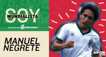 Soy Mundialista Episodio 9: Manuel Negrete y esa tijera inolvidable