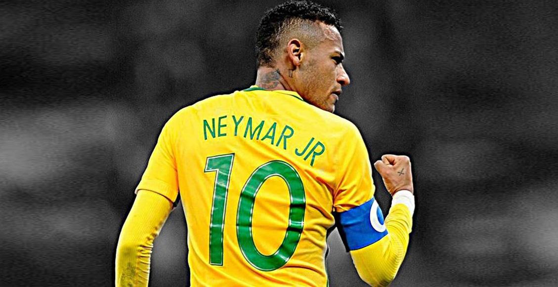 Neymar anotó un golazo en partido contra Croacia
