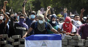 Cifra oficial: al menos 212 muertos en las protestas de Nicaragua