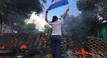 Hasta la fecha, van 264 muertos y mil 800 heridos por protestas en Nicaragua