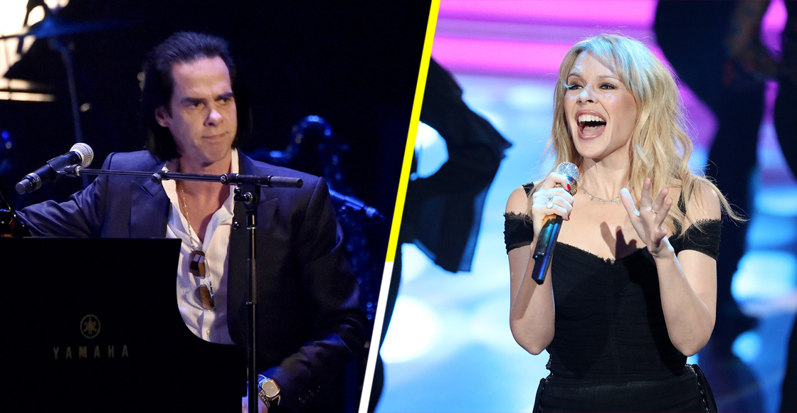 Come into my cave: Nick Cave & The Bad Seeds tocaron un clásico junto a Kylie Minogue