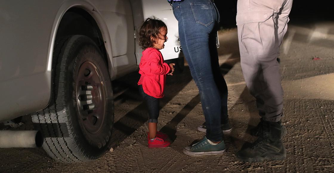 Trump y republicanos se reunirán en medio de polémica por niños migrantes