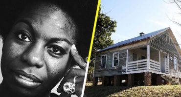 La casa donde nació Nina Simone es nombrada Tesoro Nacional de Estados Unidos