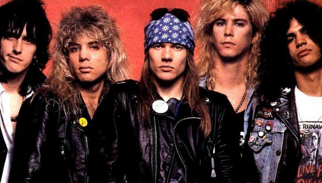 "Escucha el demo inédito de Gus N' Roses para ""November Rain"""