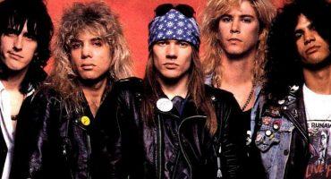 """Escucha el demo inédito de Guns N' Roses para """"November Rain"""""""