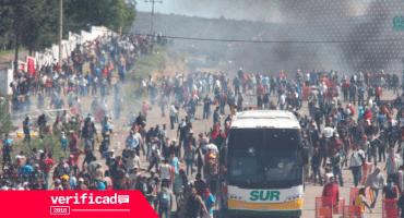 #Verificado2018 ¿Enfrentamientos en Oaxaca? Sí es real, pero sucedió en el 2016