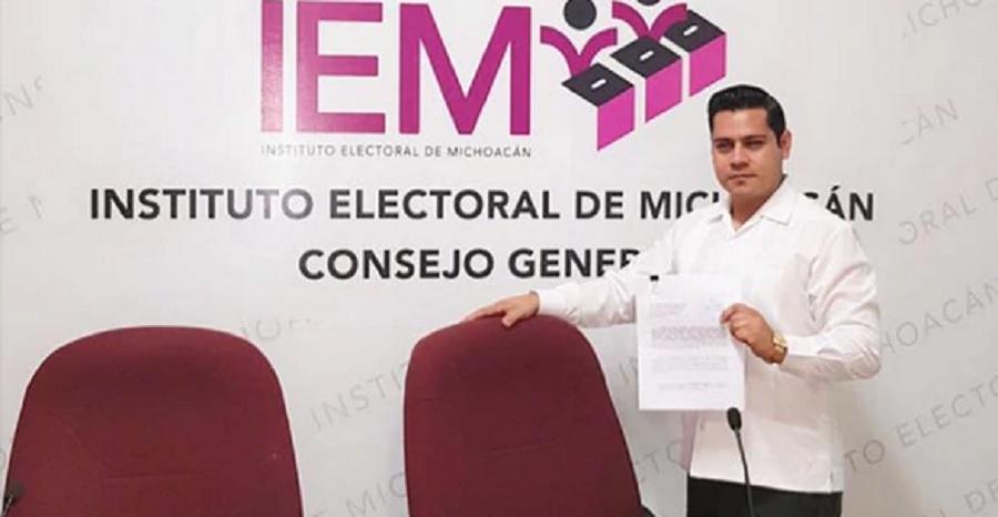 Omar Gómez Lucatero, candidato independiente de Aguililla asesinado