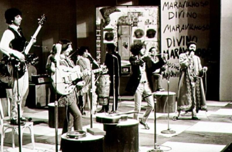 Os Mutantes, Gilberto Gil, Caetano Veloso