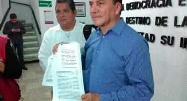 Por apoyar a AMLO, el PVEM retira candidatura a gobernador de Tabasco a Óscar Cantón