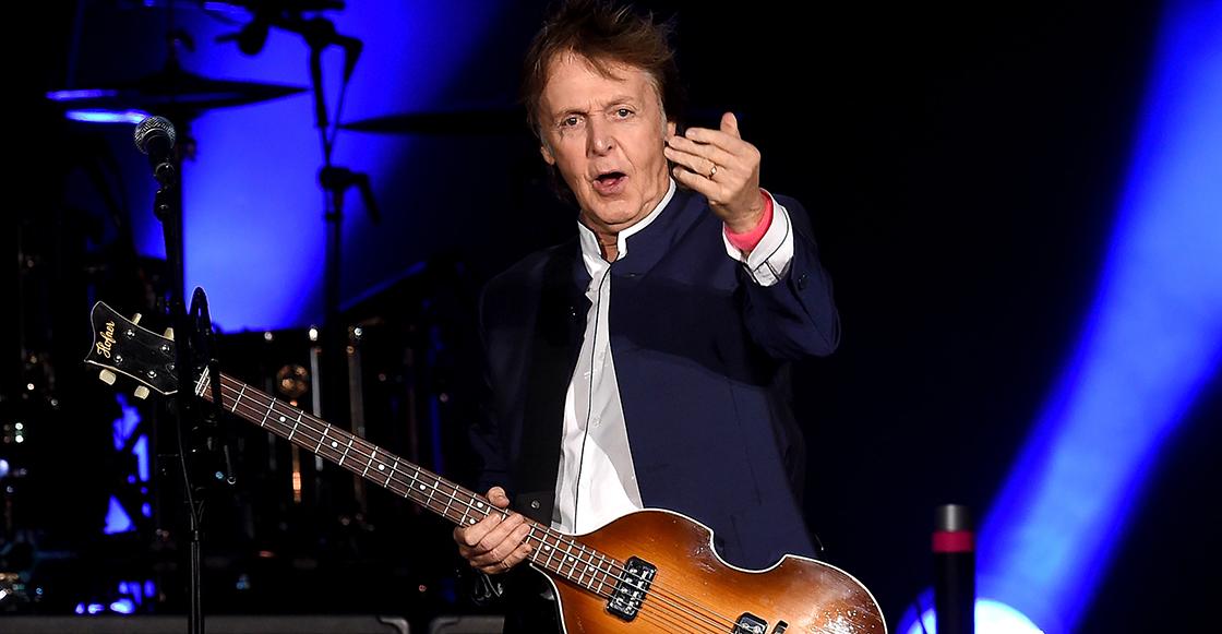 ¡Paul McCartney anuncia nuevo disco y estrena 2 canciones!