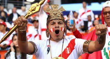 15 imágenes que demuestran que la afición de Perú es la mejor del mundo