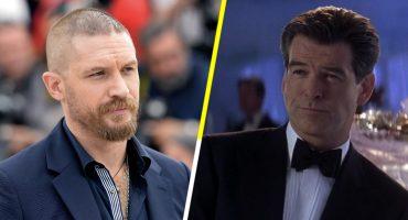 ¡Todos lo queremos! Pierce Brosnan quiere a Tom Hardy como el próximo 007