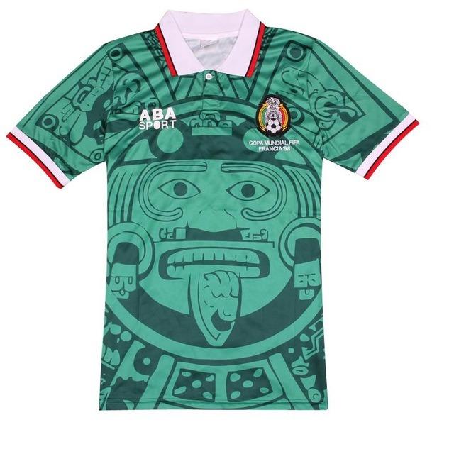 las mejores playeras de la selección de México