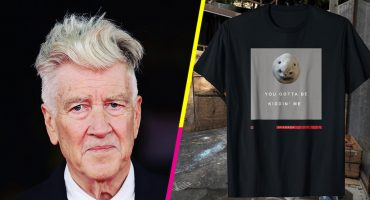 David Lynch lanza su colección de playeras incomprensibles en Amazon