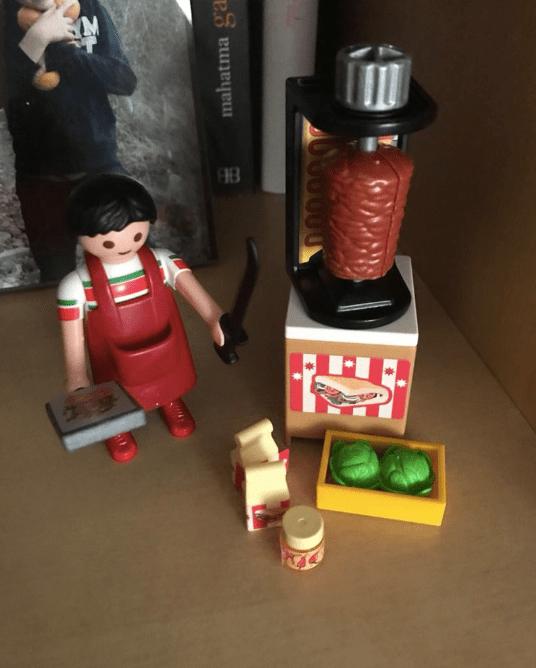 Los Playmobil más extraños