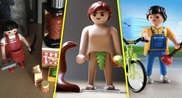 WTF?! Las 7 figuras de Playmobil más raras que existen