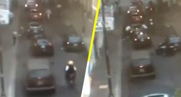 Pero no pasa nada: Policía capitalino frustra asalto a Uber y mata a presunto delincuente
