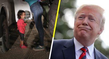 'Welcome to America': El poderoso mensaje de la portada de TIME contra Trump