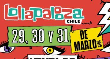 Baia Baia: Probablemente alguien filtró el lineup del Lollapalooza Chile 2019