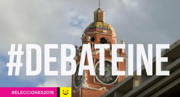 Así eligieron las preguntas en redes para el tercer debate presidencial