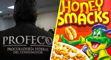 Profeco y Kellogg's retiran los Honey Smacks por riesgo de salmonela