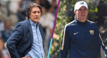 Sergio Egea se va de Pumas y Leandro Augusto será el nuevo director deportivo