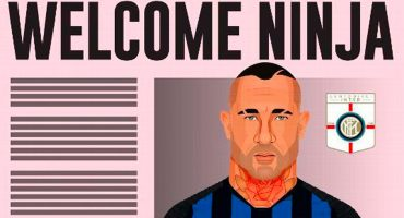 A falta de Mundial... Radja Nainggolan nuevo jugador del Inter de Milán