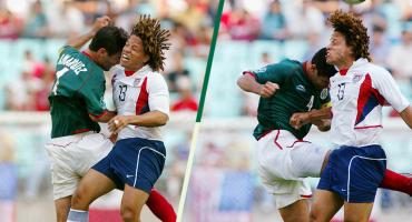 Rafa Márquez confiesa sobre el cabezazo a Cobi Jones: