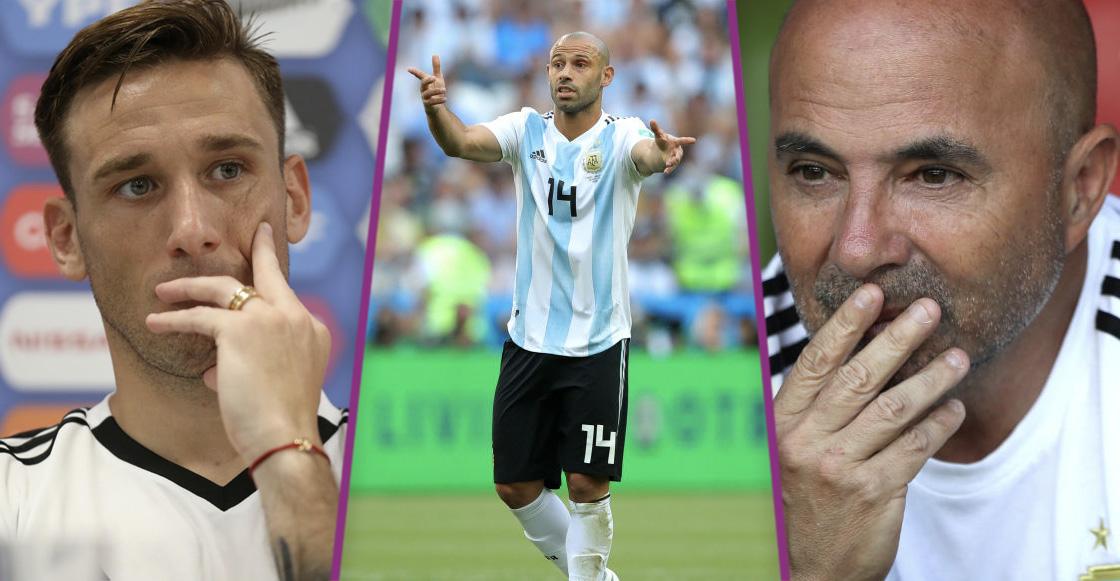 Así reaccionaron en la Selección de Argentina luego de la eliminación