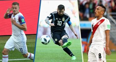 Resumen Mundialista, Día 3: Messi e Islandia arruinan el debut de la albiceleste; el VAR hizo de las suyas