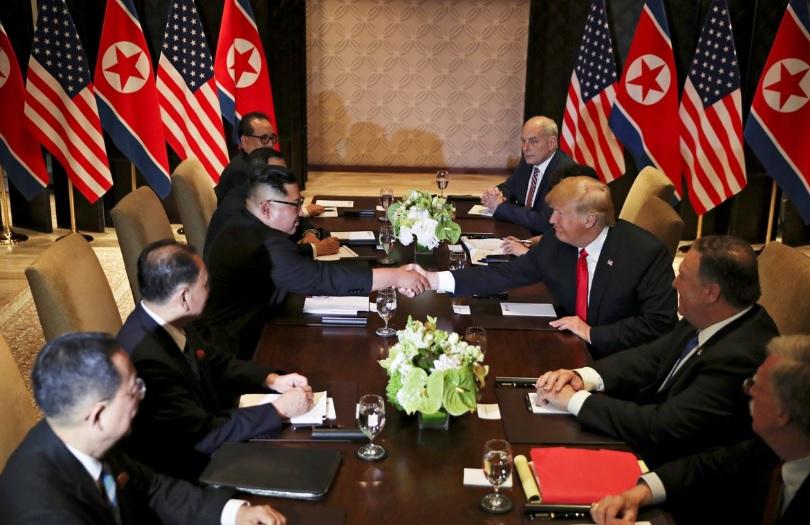 Reunión Trump-Kim Jong-un