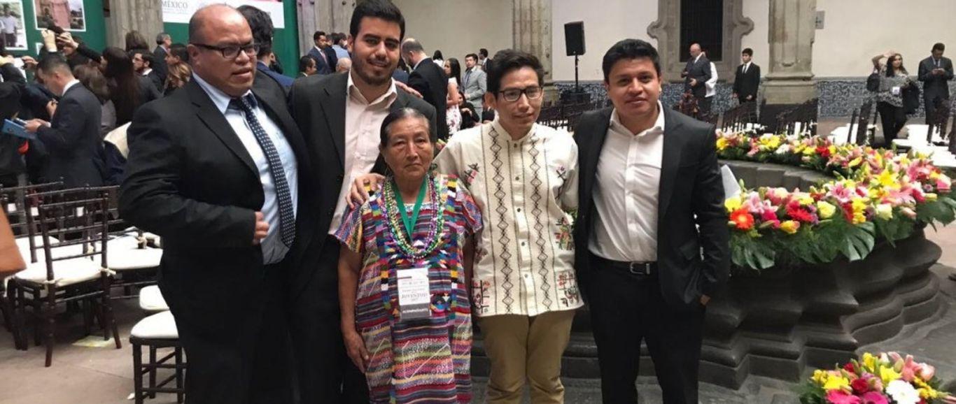 Adiós beca: joven oaxaqueño pide apoyo para estudiar postdoctorado en el MIT