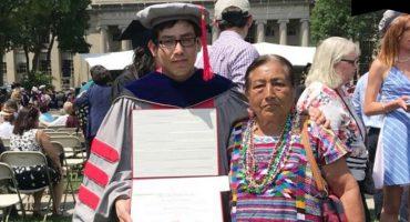 Joven oaxaqueño se gradúa como doctor en el Instituto Tecnológico de Massachusetts