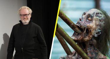 ¿Y a ti ya no te gusta? El director Ridley Scott habló sobre 'The Walking Dead'