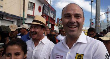 Rodrigo Gayosso, candidato del PRD a gobierno de Morelos, pide votar por AMLO