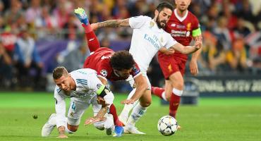 La lesión que le provocó Ramos, el peor momento en la carrera de Salah
