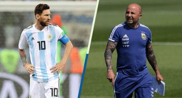 Filtran audio que revela fractura entre jugadores y técnico de Argentina: