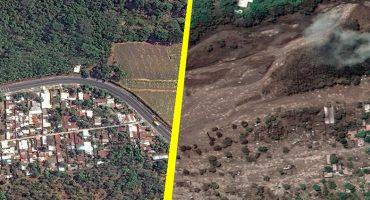 San Miguel los Lotes, el pueblo que quedó inhabitable tras la erupción del Volcán de Fuego en Guatemala