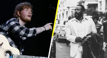 ¡Una más! Demandan a Ed Sheeran por copiar a Marvin Gaye