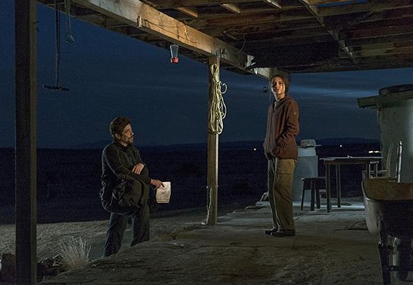 'Sicario: Day of the Soldado': la corta ficción de la realidad que se vive en la frontera