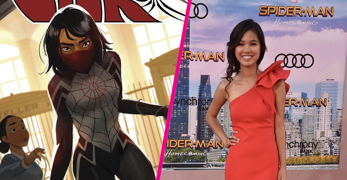 Silk, la spider-woman coreana tendrá su propia película