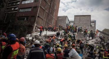 Después del sismo del 19s, estos mexicanos decidieron ser paramédicos
