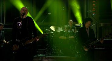 Smashing Pumpkins se presentó por primera vez en vivo desde su reunión