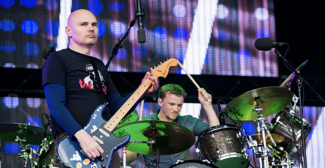 WTF?! Los Smashing Pumpkins se reunieron en un concierto secreto