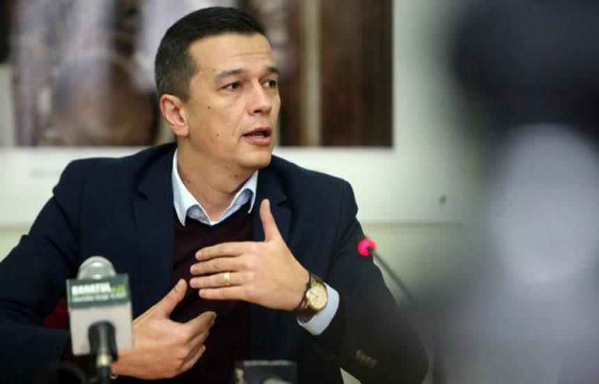 -presidente destituido de Rumanía